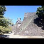 【熊本旅行】熊本城 不開門・櫓群・二様の石垣